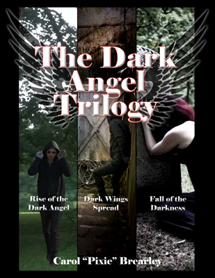 "The Dark Angel Trilogy by Carol ""Pixie"" Brearley"